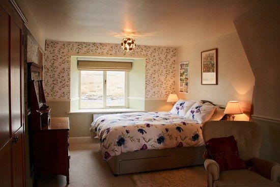High Bentham, UK: Ingleborough en-suite bedroom