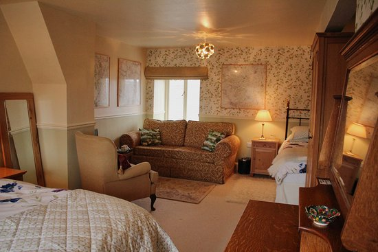 High Bentham, UK: Ingleborough en-suite bedroom
