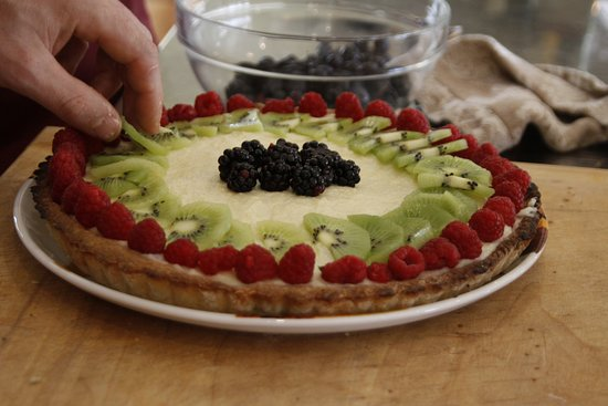Radicondoli, إيطاليا: Cake