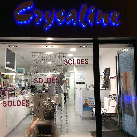 Crysaline, institut de beauté et centre d'amincissement à Lens