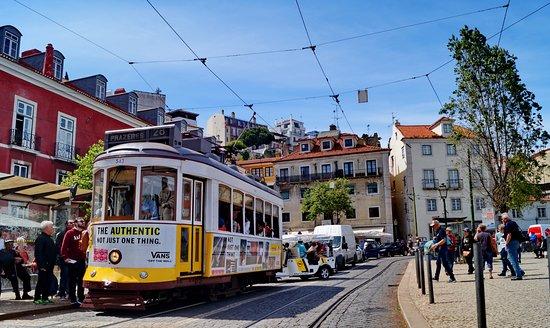 Lisbon Tram & Funicular Network