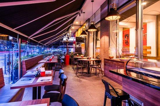 Nuetsra Terraza Picture Of Takumi Sushi Bar Bogota