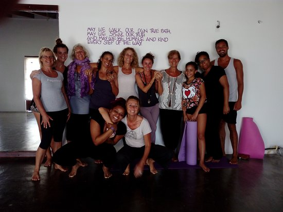 Smiling Buddha Yoga Studio