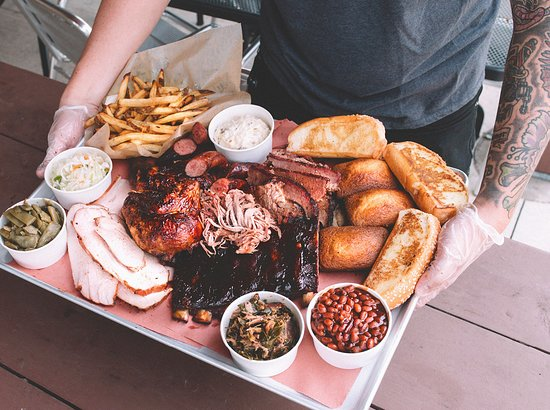 City Barbeque: The Motherload feeds 6 adults!