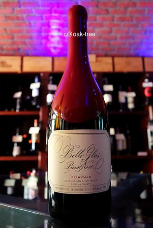 The Oak Tree Wine Cellar & Tasting Room: new arrivals of wines available in our place