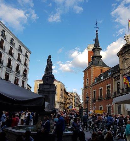 Plaza Mayor: Great area