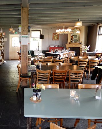 Abcoude, The Netherlands: Inside at Anna Haen