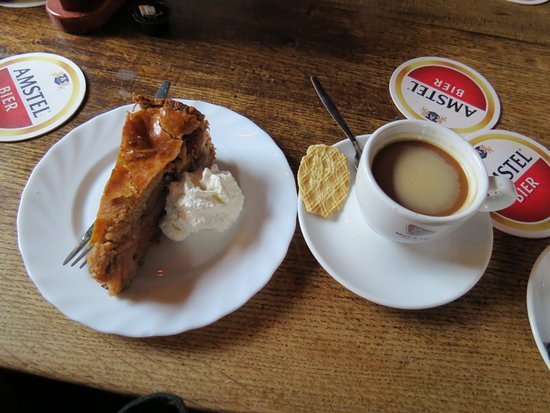 Jordaan Food Tour: Dutch apple pie