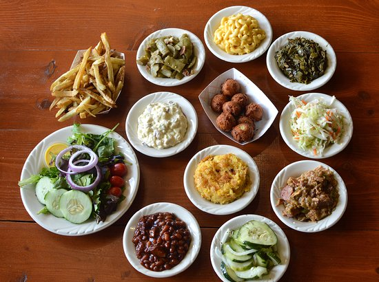 City Barbeque: Scratch-made sides.