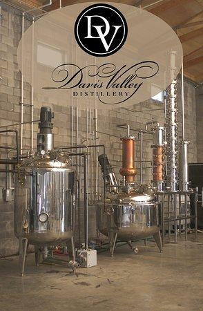 Rural Retreat, VA: Original Stills and Vodka Tower