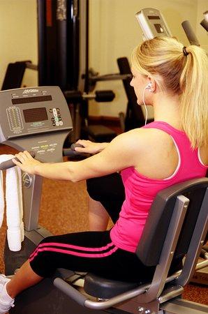 Silver Mountain Resort Lodging: Workout Center