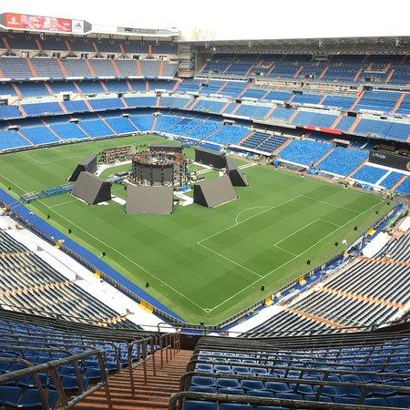 Santiago Bernabeu Stadium Φωτογραφία