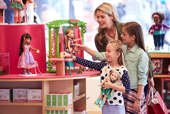 American Girl Place New York: Delight in browsing our collection of dolls, accessories, and award-winning books