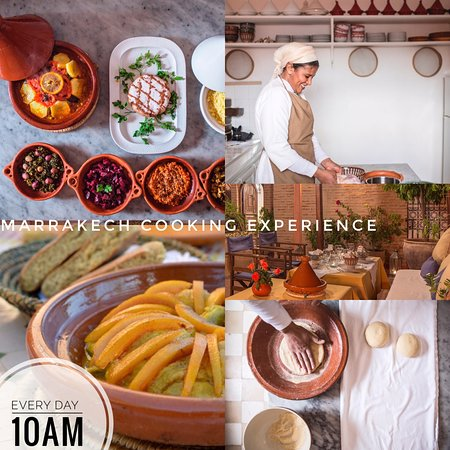 Dar Attajmil Cooking Class