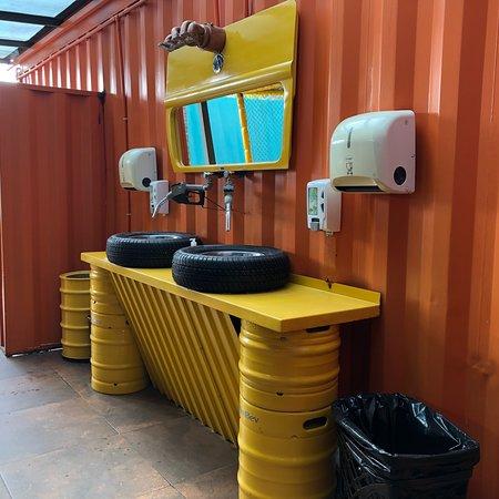 Container Pasta e Burguer Εικόνα