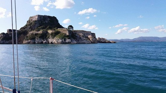 Gouvia, Hellas: corfu old fortress