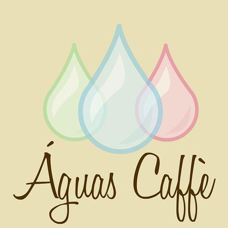 Aguas caffe: logotipo