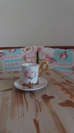 Aguas caffe: As nossas chávenas