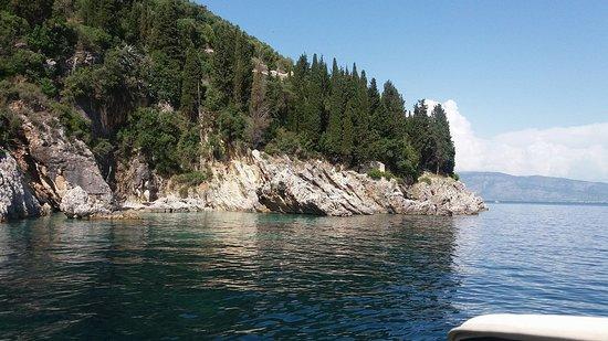 Balos Yachts: north corfu