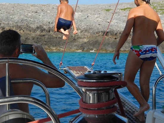 Golden Boheme Yachting Co: Experts for your Kids, Sailing lessons for your kids and you just relax and enjoy the little cap