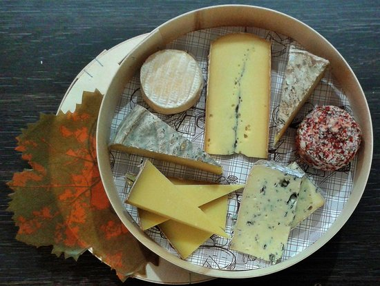 Fromages et Saveurs