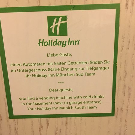 Holiday Inn Munich-South ภาพถ่าย