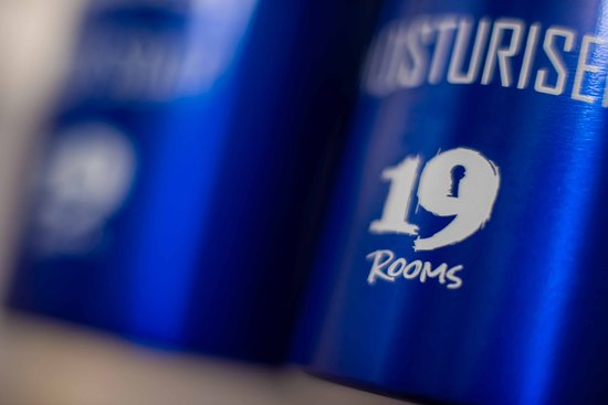 19 Rooms: Toiletries