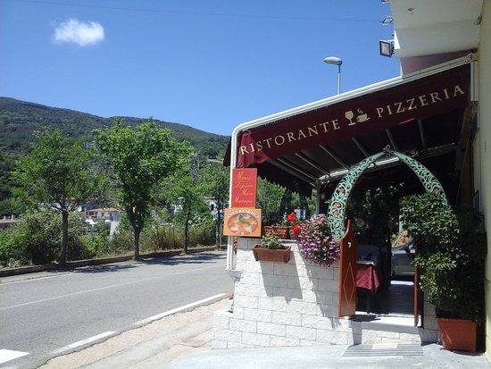 Ilbono, Italia: Esterno del ristorante