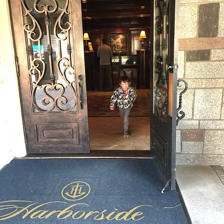 Harborside Hotel & Marina: Excited for vacation