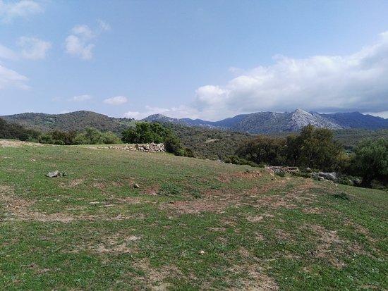 Sierra de Grazalema Natural Park, Spain: La era de Tambor del llano.