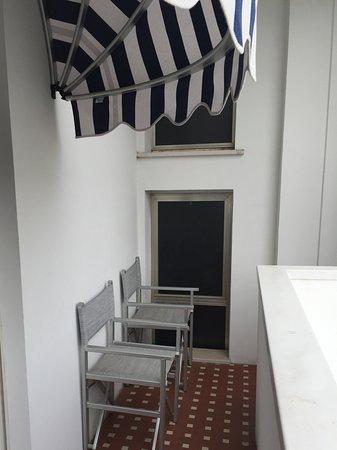 Hotel Dory : Balcony