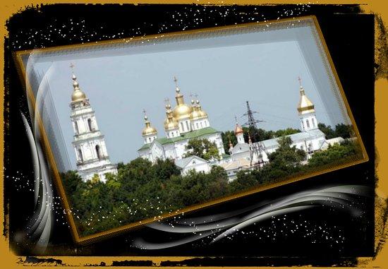 Individual and Group Excursions in Poltava and Poltava Region: Крестовоздвиженский монастырь город Полтава