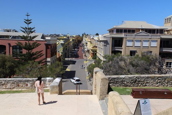 The Fremantle Round House: A nice view on Fremantle