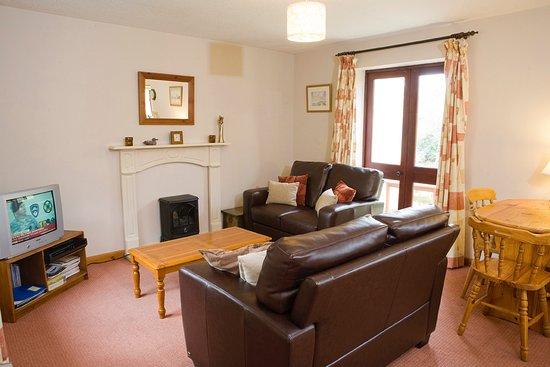 Seven Springs Cottages: Derrybrook Lounge