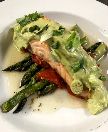 Oley, PA: Salmon Special