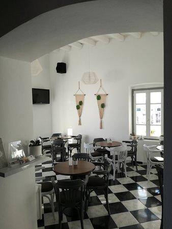 Tripiti, กรีซ: remvi  cafe 2018!