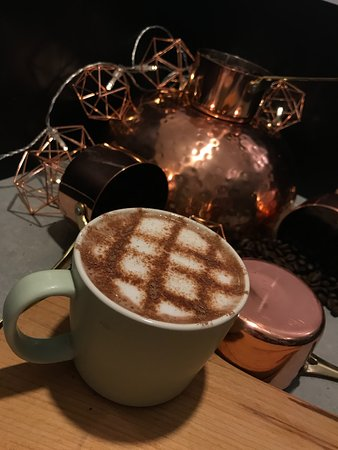 Caithness and Sutherland, UK: Classic Hot Chocolate