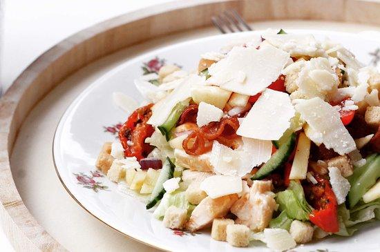 Flavors: Tasty chicken salad