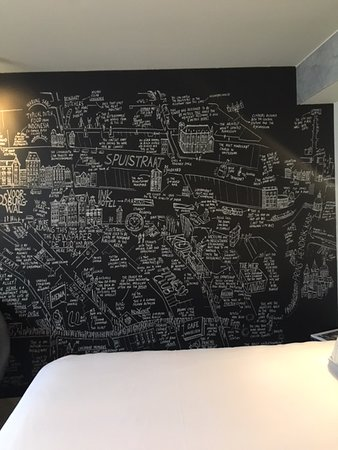 INK Hotel Amsterdam - MGallery: A little night reading!