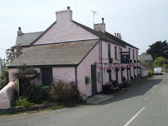 Perranuthnoe, UK: Victoria Inn