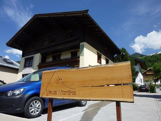 Uttendorf, ออสเตรีย: Haus Monika