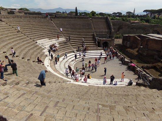 Pompeii Archaeological Park: une arène
