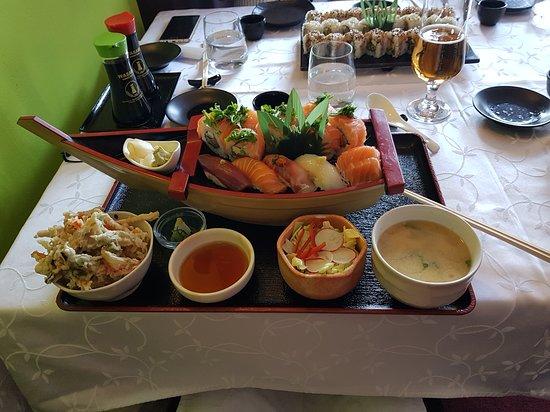 Tokyo Japanese Restaurant Photo
