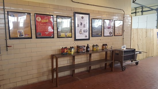 Milford, NY: Beer display and other stuff