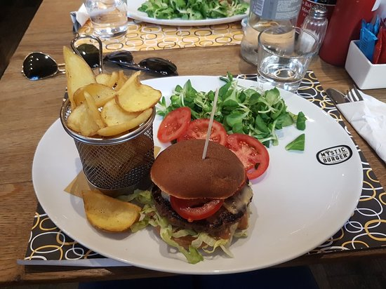 Bilde fra Mystic Burger