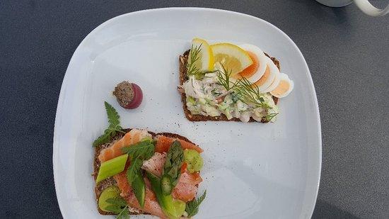 lunch österlen