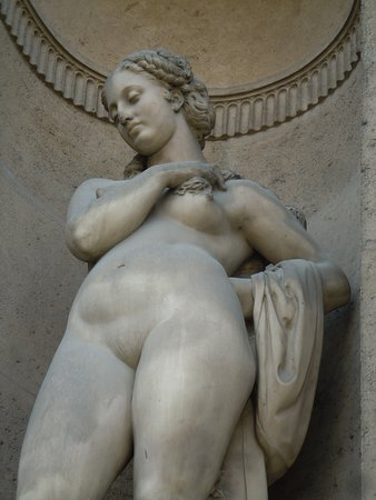 La Statue d'Aphrodite
