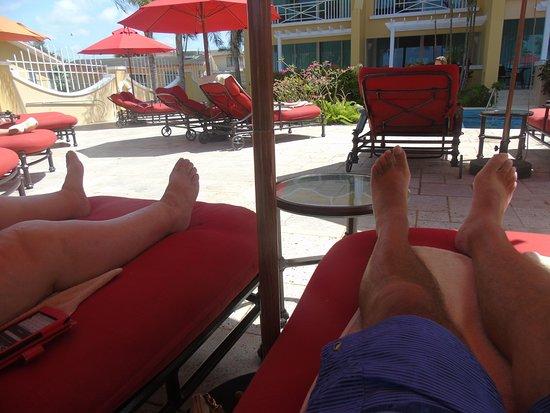 Ocean Two Resort & Residences: Total relaxation........................