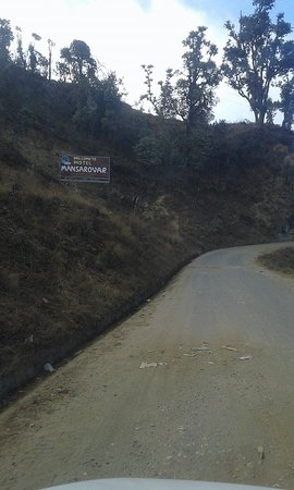 Guranse Dailekh ,on the way to Hotel Mansarovar Dailekh
