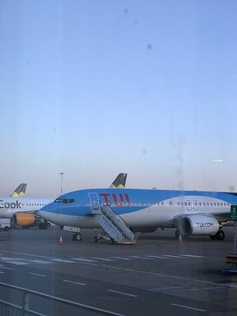TUI Airways (United Kingdom): This was our plane in Greece